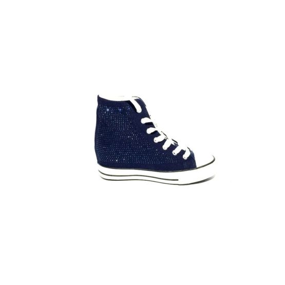 huge selection of 635be 4031f SNEAKERS BASSE CON TACCO INTERNO